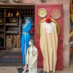 Moroccan pavilion at the World Showcase, Epcot — Stock Photo #59218233