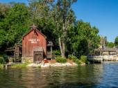 Harper's Mill, Tom Sawyer Island, Disney World — Foto de Stock