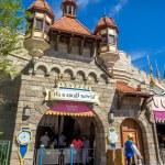 Постер, плакат: Fantasyland Walt Disney World Florida
