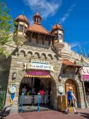 Fantasyland, Walt Disney World, Florida — Stock Photo