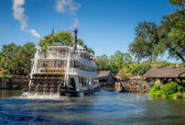 Frontier Land, Disney World — Stock Photo