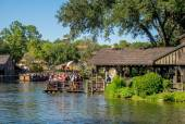 Frontier Land, Disney World — Stock Photo
