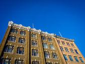 Heritage buildings, Saskatoon — Stock Photo