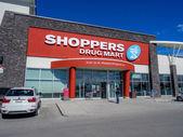 Shoppers Drug Mart outlet — Stock Photo