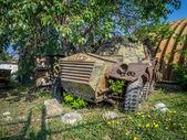 Military surplus store — Stock Photo