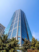 Calgary Skyscraper — Stock Photo