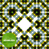 Vector colorful seamless geometric pattern. Modern stylish abstract texture — Vecteur