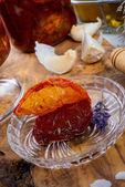 Pomodori secchi — Foto Stock