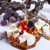 Antepasto de queijo — Fotografia Stock