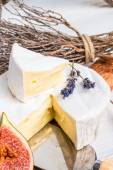 Cheese antipasto — Stock Photo