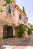 Old town in provence — Stock Photo