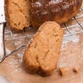 Gluten-free cake — Stock Photo