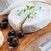 Cheese close up — Fotografia Stock