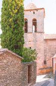Stare Miasto w Prowansji widok — Zdjęcie stockowe