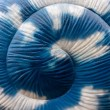Spiral Painted sky with clouds — Stock Photo #58650011