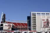 Levis Stadium Santa Clara Calif — Stock Photo