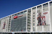 Levis Stadium Santa Clara Calif — Stock Photo