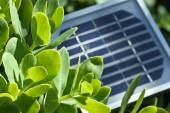 PV cells details — Foto Stock