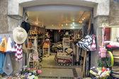 Anduze loja de artesanato — Fotografia Stock