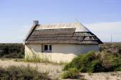 Traditional house of Camargue — Stock Photo