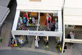 Shop Damenmode — Stockfoto