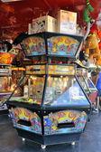 Λούνα παρκ παιχνίδια — Stock fotografie
