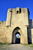 The ramparts of Aigues-Mortes — Stock Photo