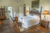 Sleeping room of Ernest Hemmingway in Key West — Stockfoto
