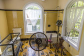 Bath room of Ernest Hemmingway in Key West — Stok fotoğraf