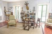 Working room of Ernest Hemmingway in Key West — ストック写真