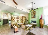 Art deco Colony hotel  — Stock Photo