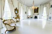 Rooms inside famous Nottoway Plantation — Foto Stock