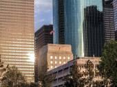 Skyline of Houston, Texas i — Stock Photo