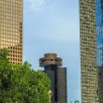 Skyline of Houston, Texas i — Stock Photo #53260127