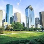 Skyline of Houston, Texas i — Stock Photo #53291469