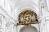 Купол Fulda — Стоковое фото