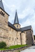 St. Michaels Church in Fulda Germany — Stok fotoğraf
