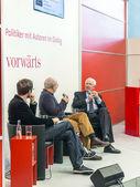 interview with Klaus von Dohnanyi at the vorwaerts platform  — Photo