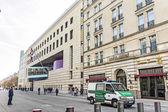 Berlin - the legendary Hotel Adlon  — Stock Photo