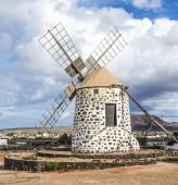 Windmill, Fuerteventura, Canary Islands, Spain — Stock Photo