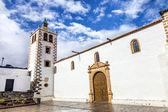 Katedral Kilisesi, Saint Mary Betancuria Fuerteventura, — Stok fotoğraf