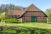 Half timbered house in Germany  — Stock Photo
