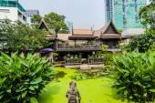 Museum Kukrits Heritage Home in Bangkok — Stock Photo