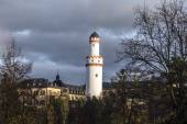 Castle Bad Homburg and watchtower  in Hessen, Germany  — Stockfoto