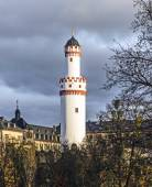 Castle Bad Homburg and watchtower  in Hessen, Germany  — Zdjęcie stockowe