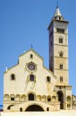 Trani cathedral in Apulia, Italy — Stock Photo