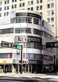 Facade of la epoca department store in Miami — Stock Photo