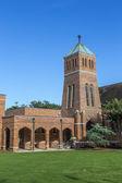 Fairhope, Spojené metodistická církev — Stock fotografie
