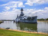 Słynny Texas pancerników Dreadnought — Zdjęcie stockowe