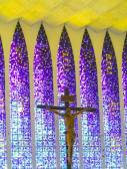 The Santuario Dom Bosco — Stock Photo